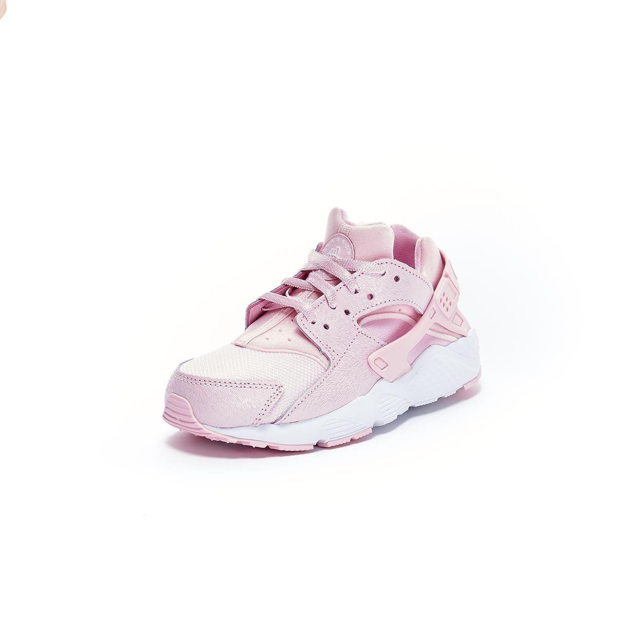 NIKE HUARACHE RUN SE SNEAKERS Kid Pink   Mascheroni Sportswear