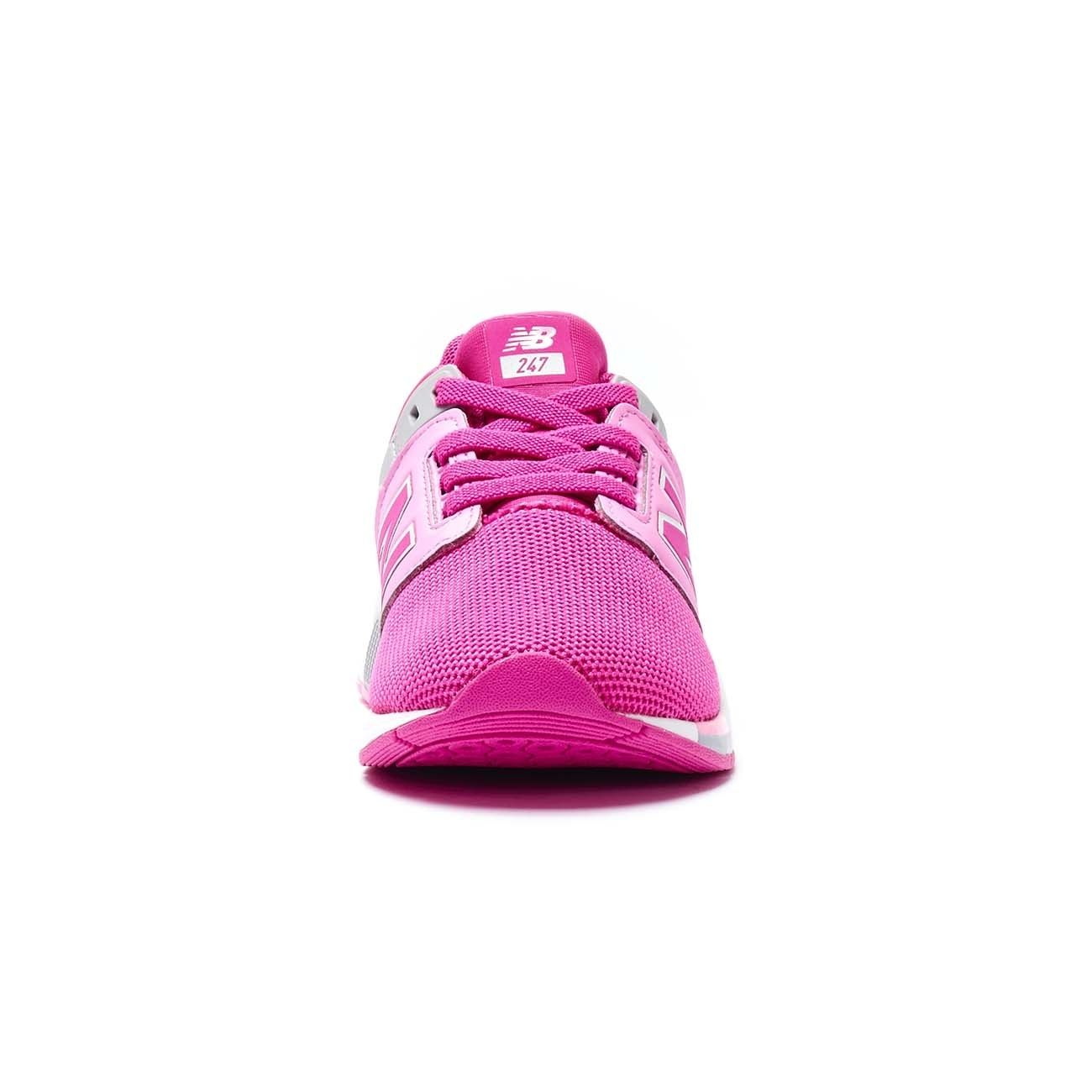 NEW BALANCE SNEAKERS 247 LIFESTYLE SYNTHETIC MESH Kid Pink ...