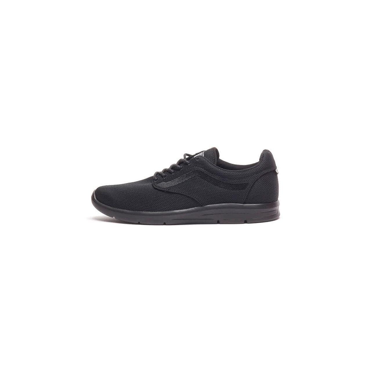 VANS VANS SNEAKER ISO 1.5 Man Mono Black   Mascheroni Sportswear